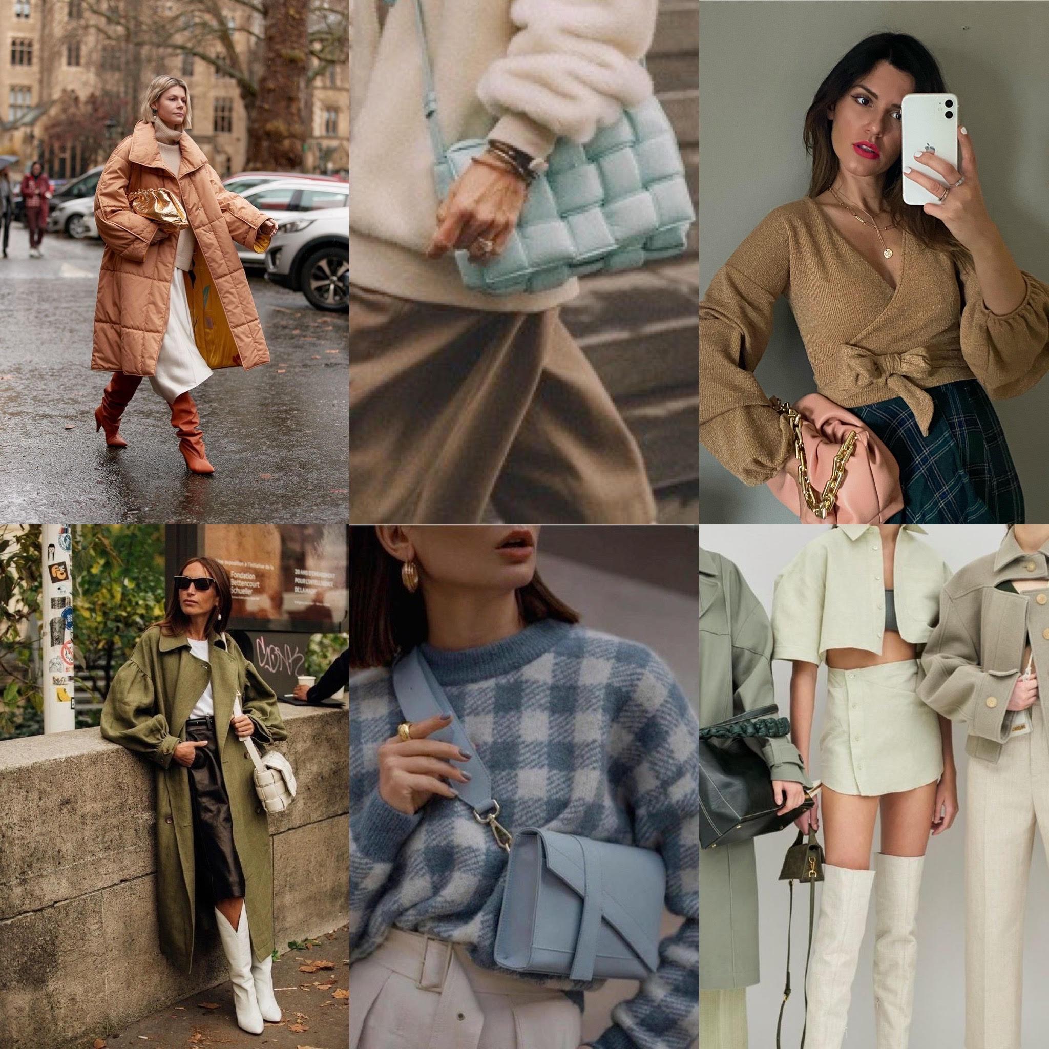 Come abbinare i colori moda autunno inverno 2020/2021