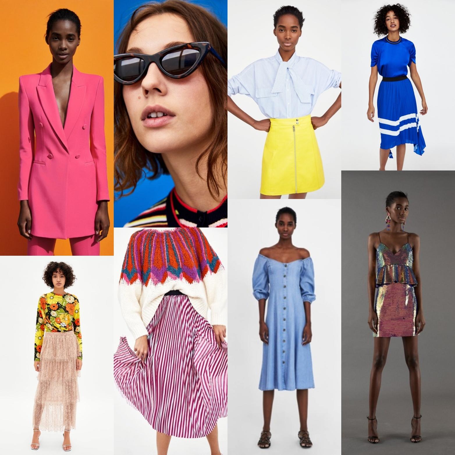 Nuova collezione primavera estate 2018: Zara