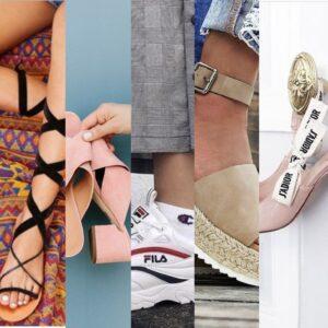 [:it]Le scarpe più di moda dell'estate [:in]THE MOST FASHIONABLE SUMMER SHOES[:]