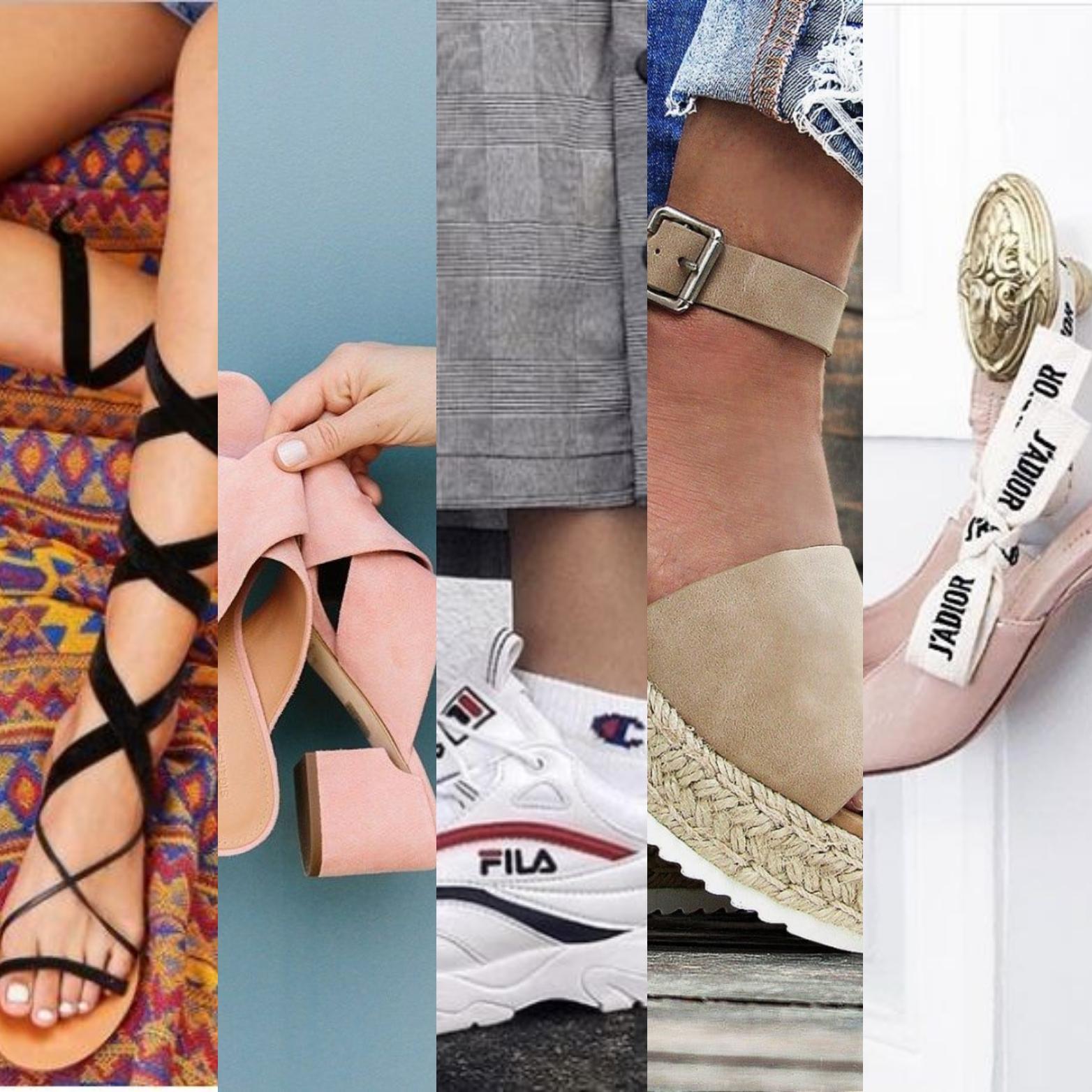 scarpe moda estate