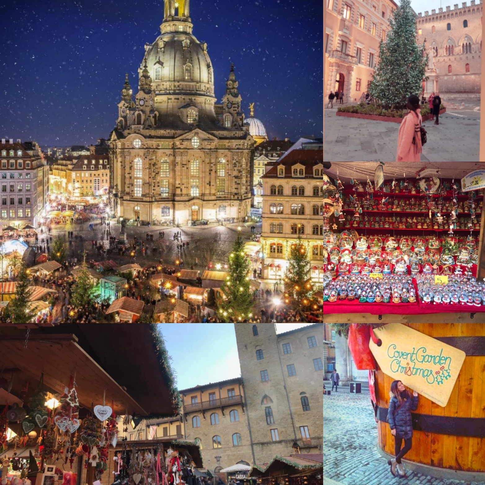 mercatini di natale più belli in italia e in europa