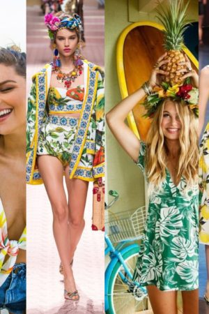 stampa tropical trend estate 2019