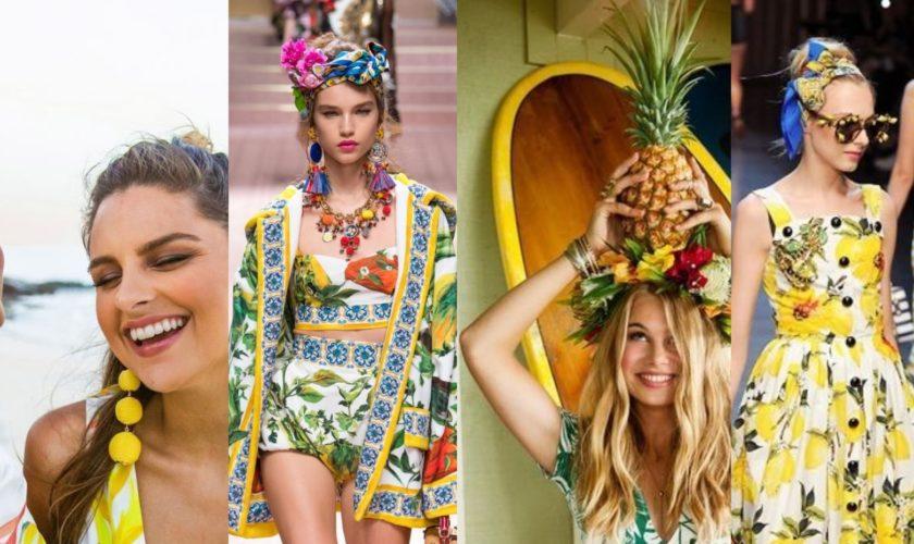 stampa tropical trend estate 2019