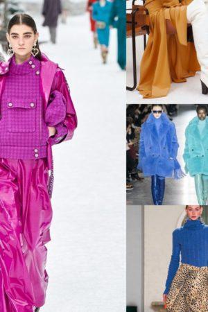 tendenze moda autunno inverno 2019 2020