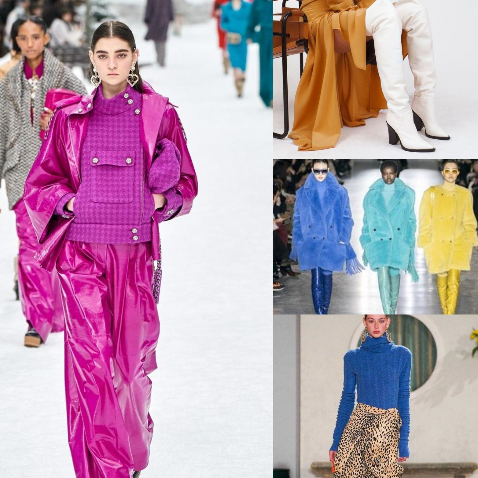 best cheap 09628 adf68 Tendenze moda autunno inverno 2019-2020