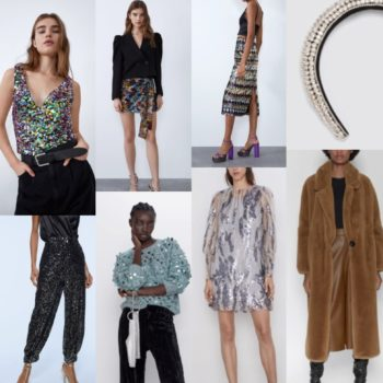 capodanno cosa indossare zara 2020