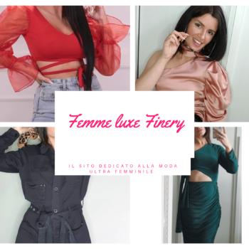 femme luxe finery little looks