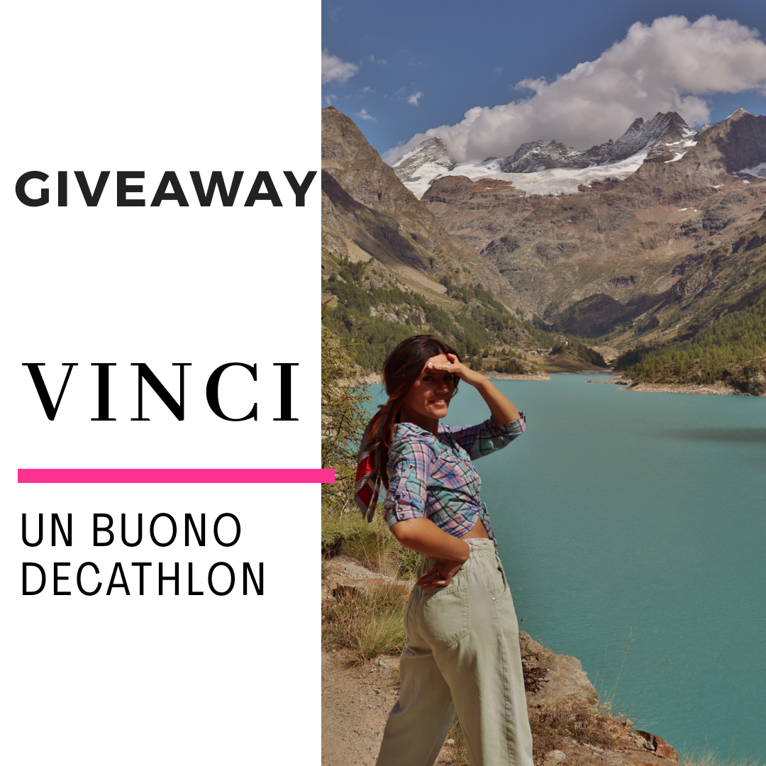 [:it]GIVEAWAY DECATHLON: VINCI UN BUONO DEL VALORE DI 50 EURO[:]