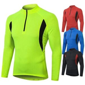 maglia termica sport uomo
