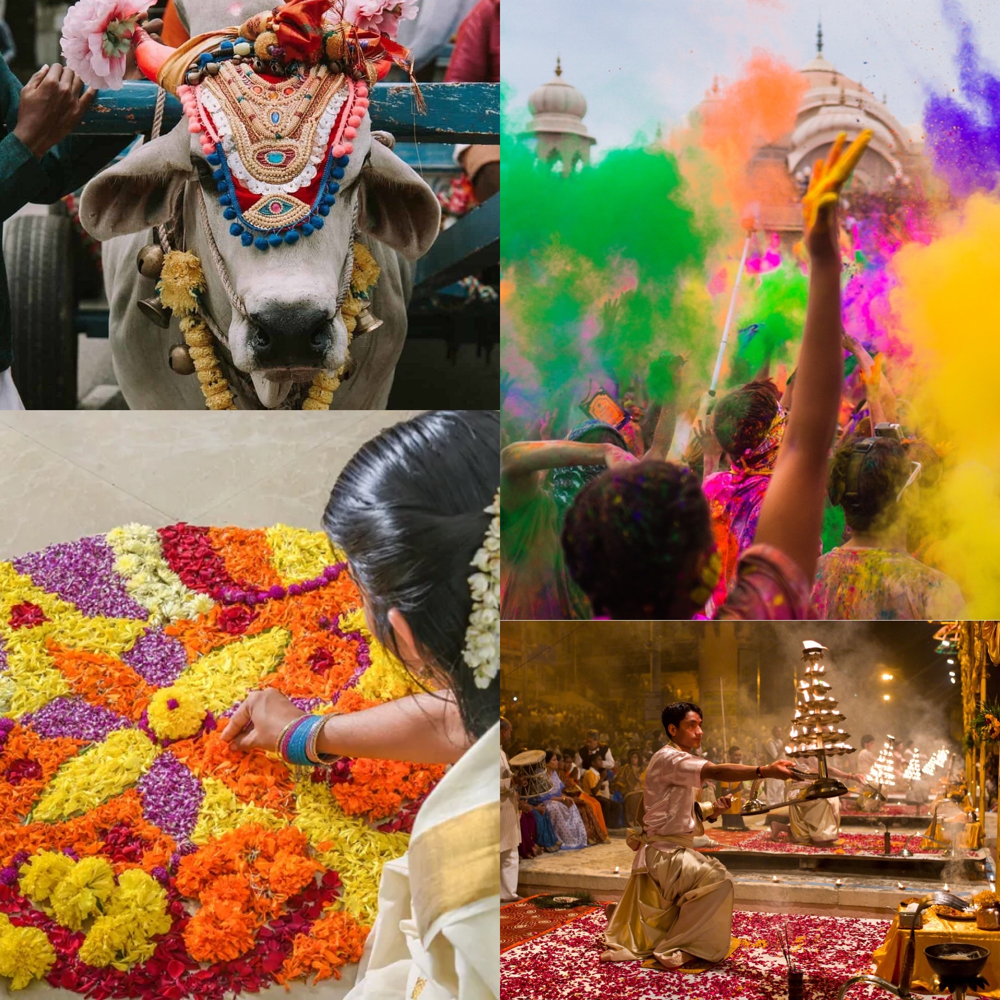 Folklore around the world: travel to india. Traditions, parties, habits and customs of one of the most fascinating places in the world.