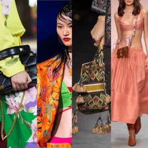 Spring-summer-2021-fashion trends. Discover women's fashion trends