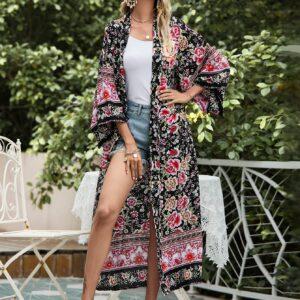 kimono bohemiene