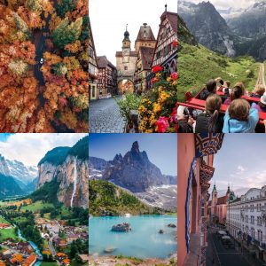 5 idee viaggio in europa per l'autunno. Quali itinerari fare per una fuga indimenticabile.